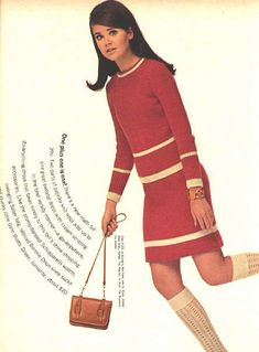 corby 1960s | Colleen Corby 17_Sept_1966_Altman's%20Junior%20Dress | Flickr - Photo ...