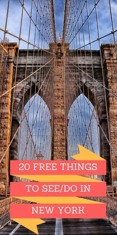 20 free things to do in New York City. Travel with kids in NYC.