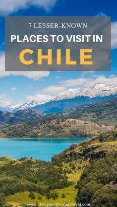 Some less-known places to visit in Chile that are not only devoid of tourists' hordes but also allows you to experience the true essence of this beautiful country in South America.
