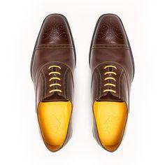 '48 by Richard | UNDANDY › Bespoke Men's Shoes