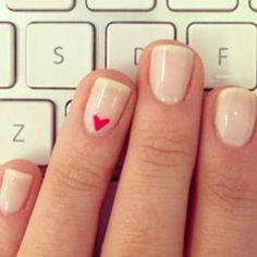 Perfect. Lauren Conrad nails.