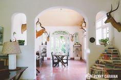 Hemingway's home at Finca Vigia in Cuba