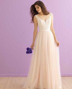 Discover the Allure Romance 2900 Bridal Gown. Find exceptional Allure Romance Bridal Gowns at The Wedding Shoppe Wedding Dress Gallery, Top Wedding Dresses, Bridal Dresses, Bridesmaid Dresses, Gown Gallery, Wedding Gowns, Bridal Gallery, Allure Bridals, Grecian Wedding