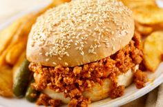 Cheap family meals: Recipes under £1 per head - Sloppy Joes - goodtoknow