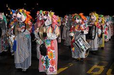 Carnival in Luzern