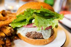 5 Napkin Burger    Happy Hour Specials  Twice a day, 7 days a week! 4-7pm, and 9pm-close, in the bar area. $2 sliders (orig, veggie or turkey), 50-cent wings, $2 pork taquitos (4) and $2 hand rolls (spicy tuna & cucumber or spicy salmon & avocado)
