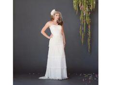 Celia Grace offers Fair Trade weddings gowns in eco-friendly fabrics.