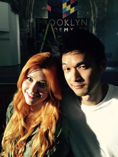 Shadowhunters - Magus and Clary are so freaking PERFECT !!