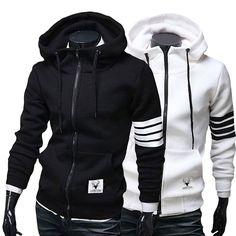 Casual Zipper Hoodie - GET IT NOW CLICK HERE  https://stylishaccessory.com/casual-zipper-hoodie/