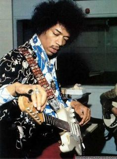 Today would be Jimi's 70th birthday! (November 27, 1942 - September 18, 1970)