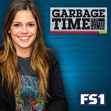 Portrait Of Katie Nolan Host Of Foxsports Daily Video