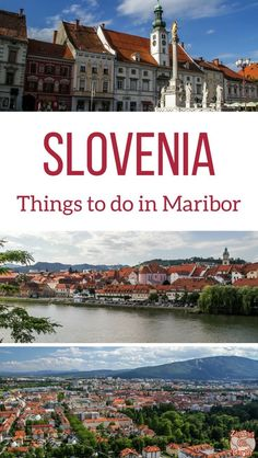Slovenia Travel Guide - Things to do in Maribor, the second largest city in Slovenia - including the Maribor Castle and Piramida Hill   #slovenia #Ifeelslovenia   Slovenia road trip   Slovenia itinerary