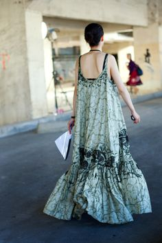 On the Street….Full with Flair, Paris « The Sartorialist
