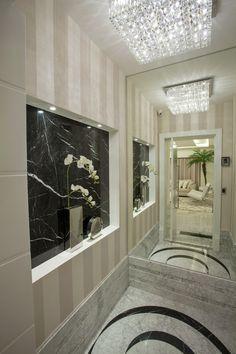 Projeto de Interiores | Apartamento Palazzo | Designer de Interiores Iara Kílaris