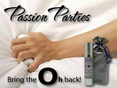 Ignite passion. Unique 100% organic soy candle melts into warm, sensual, body-safe massage oil. Blissful Breeze fragrance smells tropical and sexy. Passion Parties exclusive product. Paraben free. Book a Passion Party Today! Rebecca Armentrout, Passion Parties Consultant. www.fireandspice...., 720-309-8464