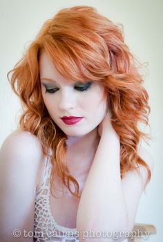 ✯✯ So HOT ✯✯  P B via Gloria Williams onto Red & Auburn Hair