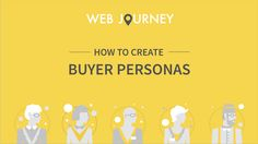 Guide to creating Buyer Personas [Plus Free Template] Target Audience, Persona, Knowing You, Digital Marketing, Journey, Templates, Create, Tips, Stencils