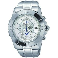 Seiko SNAC97 Chronograph Watch Seiko. $169.00. Quartz Movement. 42mm Case Diameter. 100 Meters / 330 Feet / 10 ATM Water Resistant. Mineral Crystal. Save 76% Off!