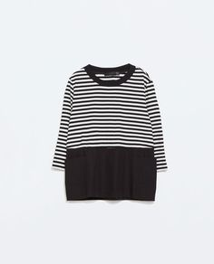 Image 5 of COMBINED T-SHIRT from Zara