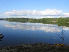 Järveni ja pilveni
