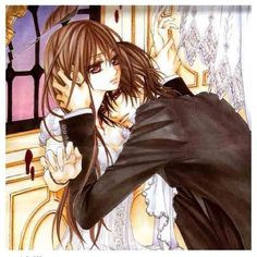 Yuki and kanme - vampire knight
