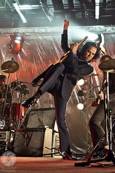 Grinderman @ The Palace, 17th January 2011