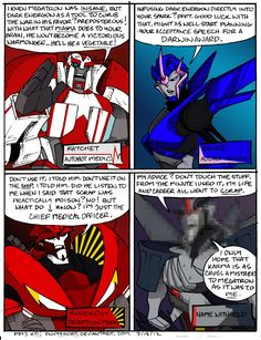 'Name withheld' my aft. We all know it's you, Starscream