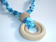 nursing necklace/teething necklace/breastfeeding necklace