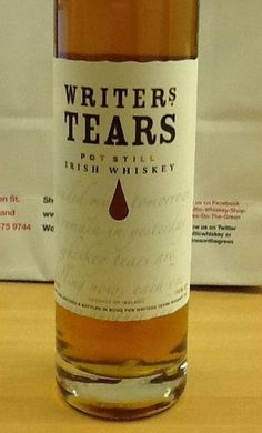 Writers tears!