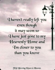Miss my mom, grandma, and baby girl💜💜💜 Miss You Mum, Love You, Just For You, My Love, Loss Quotes, Me Quotes, Grieving Quotes, Missing My Son, Out Of Touch
