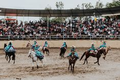 Escaramuzas: The Female Rodeo Queens of Mexico Mexican Rodeo, Independence Day Parade, Rodeo Events, Girl Train, Rodeo Queen, Some People Say, Horse Riding, Horseback Riding, Beautiful Horses