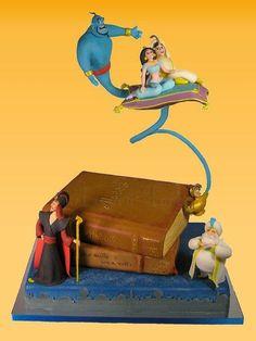 Disney's Aladdin with Jasmine