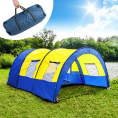 20000 mm waterproof tent 2 person
