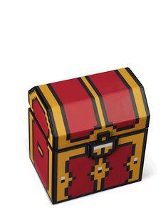 Legendary 8-Bit Treasure Chest