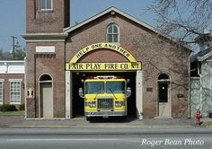 Fair Play Fire Company - Indiana's Oldest