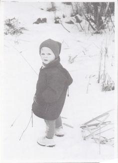 Paul into the snow (Paul Waaktaar-Savoy)