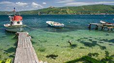 RUMELİ KAVAĞI Sahilde uzun bir yürüyüş ve şirin balık lokantaları ile size huzur vaad ediyor!