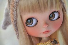 OOAK Custom Blythe Doll - TIA - Customized by Zuzana D. | eBay