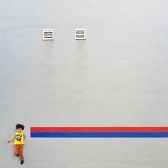 How Ahady Rezan Takes Incredible Minimalist iPhone Photos