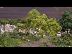 Underbrush - Model Scenery   Woodland Scenics