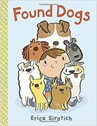 Literally Lynne Marie: ANATOMY OF A COMP TITLE / MENTOR TEXT: Found Dogs ...