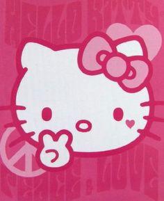 4500 Hello Kitty Pink Soft Blanket 40inx 50in