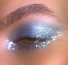 Pretty Eye Makeup, Makeup Eye Looks, Eye Makeup Art, Stunning Makeup, Cute Makeup, Eyeshadow Looks, Makeup Inspo, Makeup Inspiration, Eye Makeup Designs
