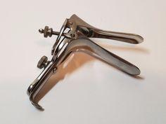 Vintage K&S Gynecology Vaginal Speculum Medical Science Instrument West Germany