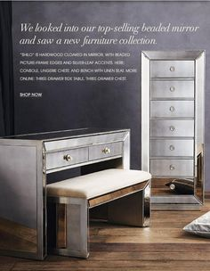 Horchow mirrored furniture kyle richards image must have personal shopper stylist the laws of fashion mn