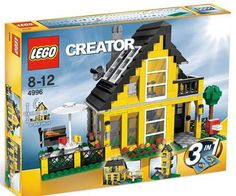 LEGO Creator 3 in 1 house 4996 5702014518186 | eBay