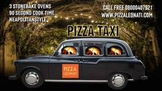 Pizza Vans, Pizza Truck, Pizza Restaurant, East Sussex, Pizza House