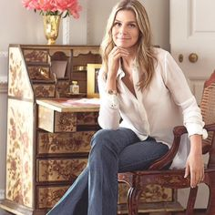 Nothing I love more than jeans. Thank u @thefacinator for this beautiful shot. #AERINHome