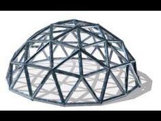 geodesic dome calculator