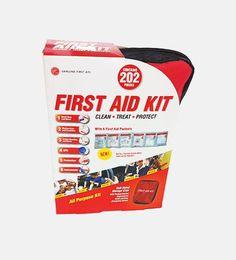202 First Aid Kit Soft Bag